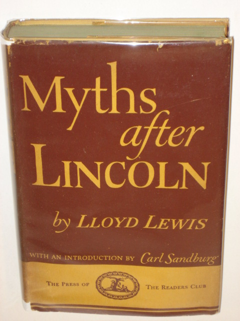 Myths After Lincoln  book